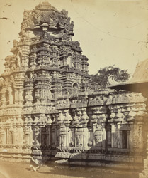 Vimana of Someshvara Temple, Kolar